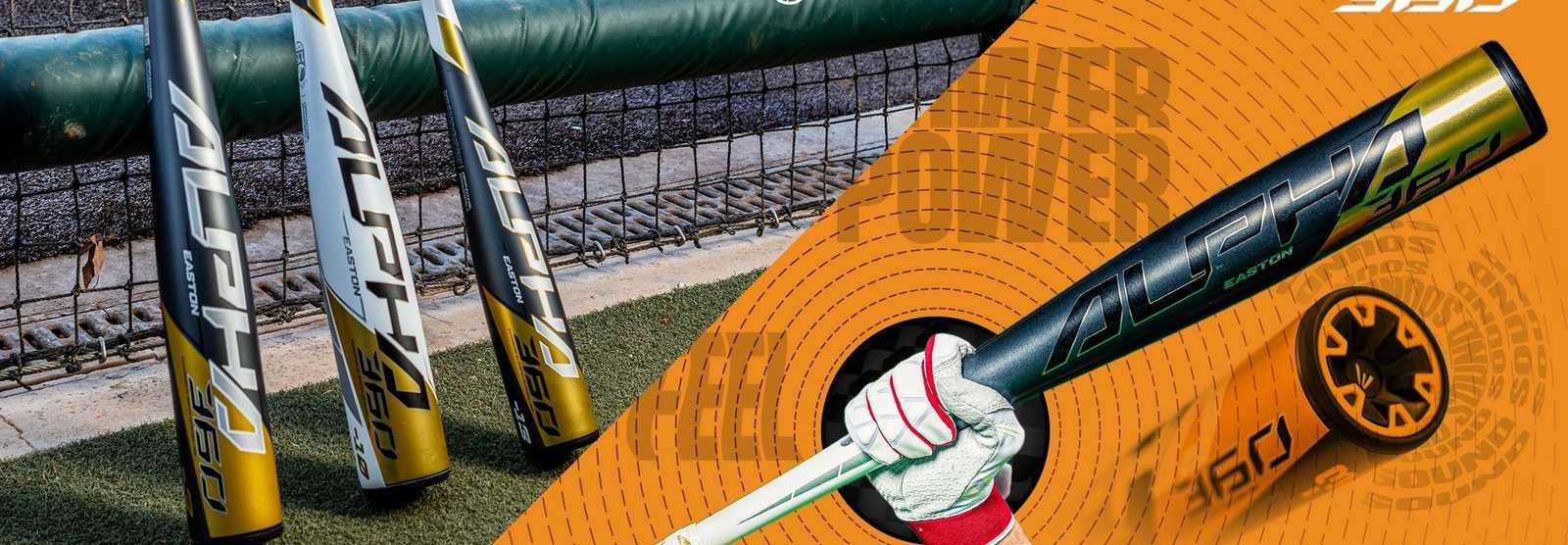 2020 Easton Alpha 360 Alloy Speed 2 5//8″ USA Baseball Bat YBB20AL8 32//24