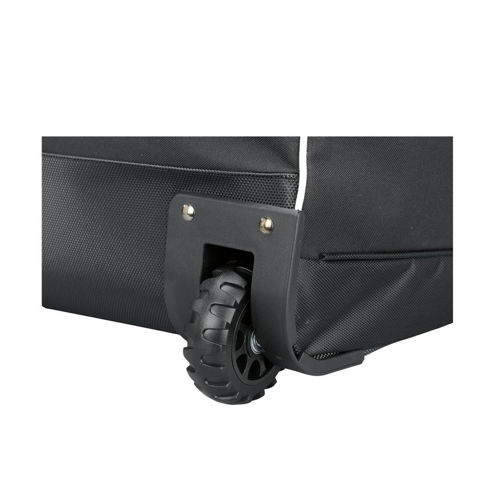E700W WHEELED BAG BK