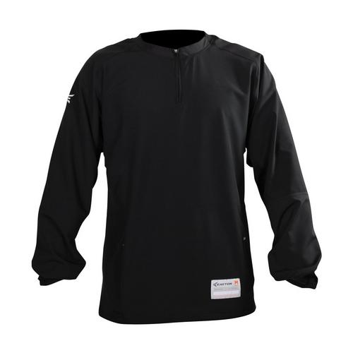 FUZE CAGE JACKET L/S CH L,Charcoal,medium