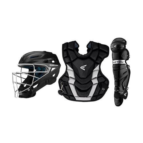 GAMETIME CATCHER ADT BOX SET BK/SL,Black/Silver,medium