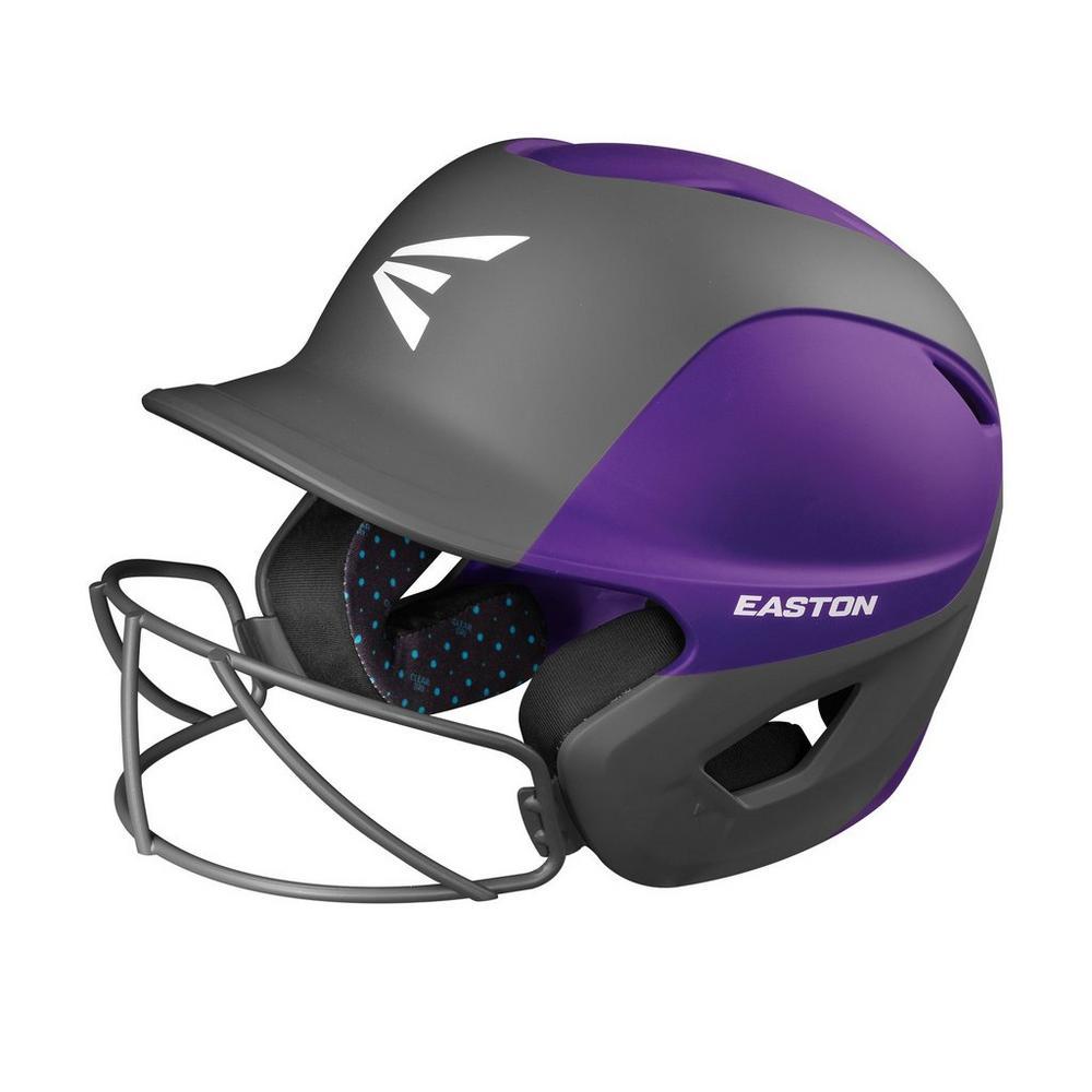 Purple/Charcoal