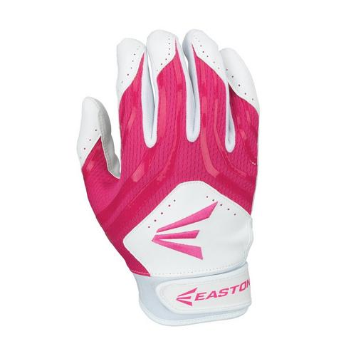 HF3 FASTPITCH YTH WH/PK S,White/Pink,medium