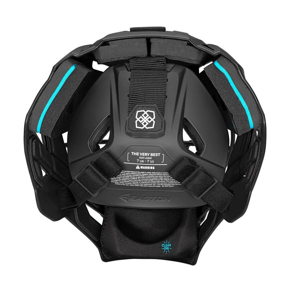 JEN SCHRO THE VERY BEST CATCHERS HELMET SMALL BLACK