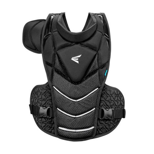JEN SCHRO THE VEST BEST CATCHERS CHEST PROTECTOR LARGE BLACK,Black,medium