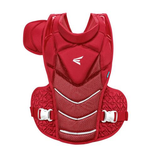 JEN SCHRO THE VEST BEST CATCHERS CHEST PROTECTOR LARGE RED,Red,medium