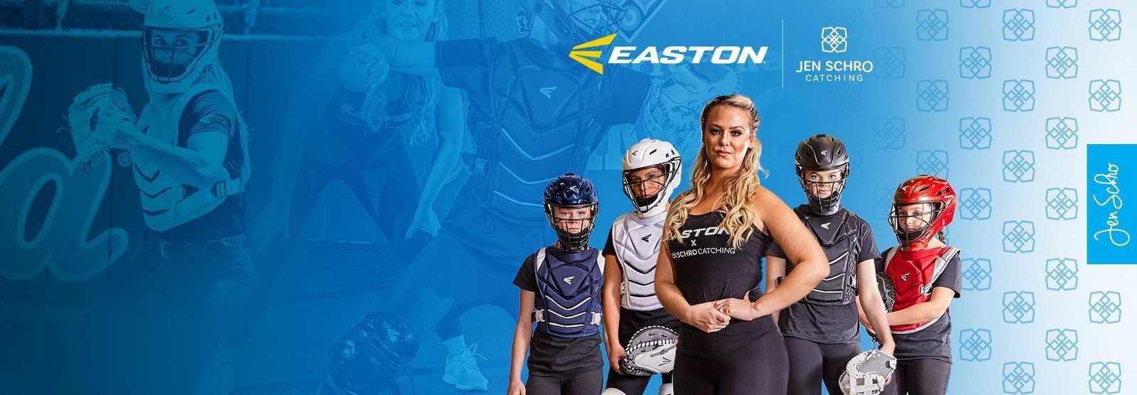 easton-jen-schroeder-softball-catcher's-gear
