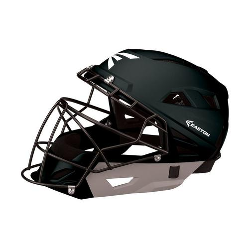 M10 C-HELMET BK/SL L ,Black/Silver,medium
