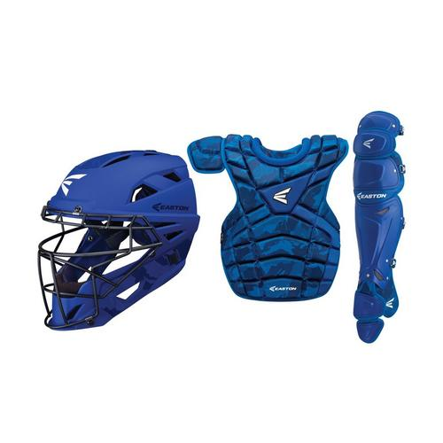 M10 CUSTOM CATCHERS SET ADULT RY BASECM ,Royal Basecamo,medium
