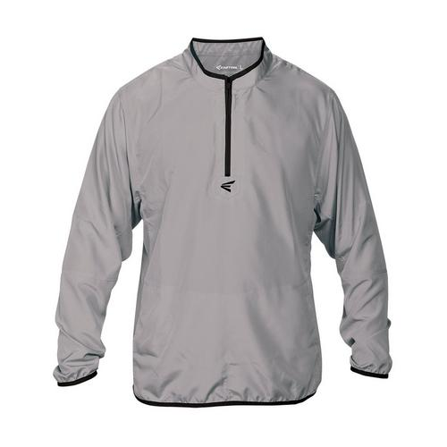 M5 CAGE JACKET LS GY BK S,Gray/Black,medium