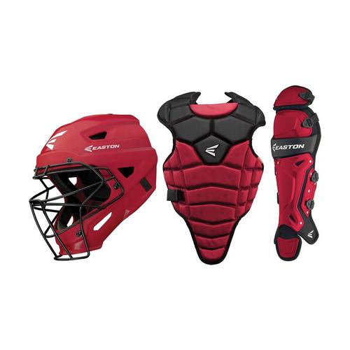 M5 QWIK FIT CATCHERS SET YTH RDBK,Red,medium