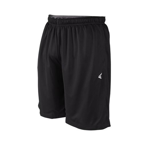 M5 MESH SHORT BK S,Black,medium