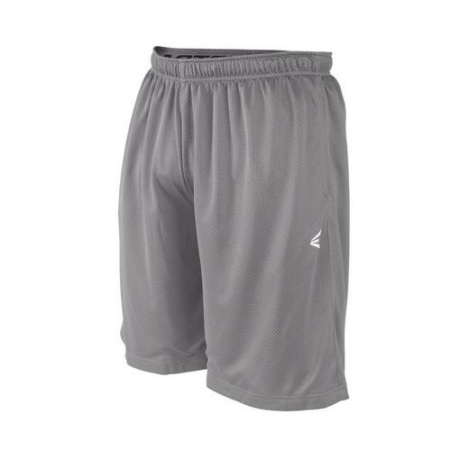 M5 MESH SHORT GY S,Gray,medium