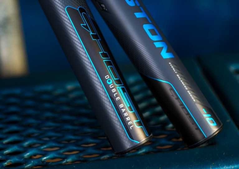 GHOST -10 | FASTPITCH TWO-PIECE COMPOSITE BAT | Easton