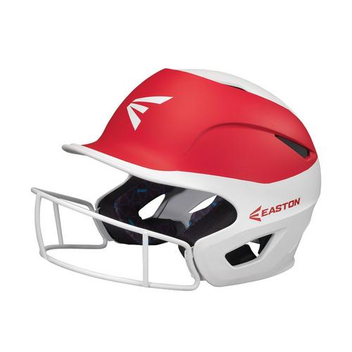 PROWESS HELMET MATTE 2TONE WHRD M/L,White/Red,medium