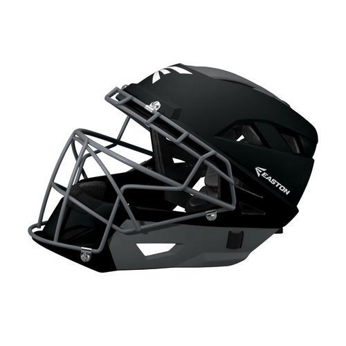Prowess Fastpitch Matte Helmet LG BK,Black,medium