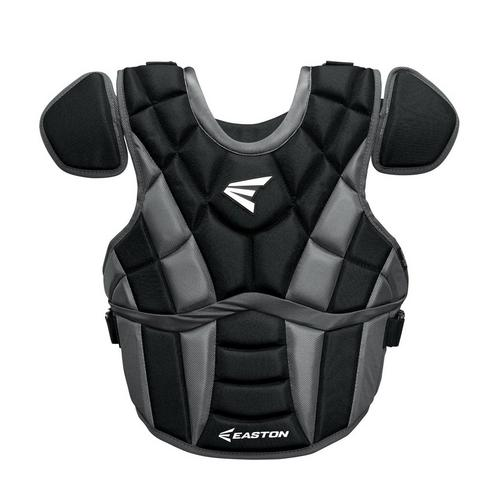 Prowess Fastpitch Chest Protector Adult BK,Black,medium