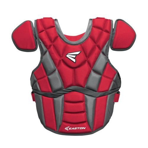 Prowess Fastpitch Chest Protector Adult RD,Red,medium