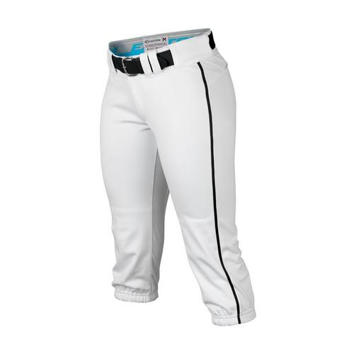 PROWESS PIPED PANT WHBK XS,White/Black,medium