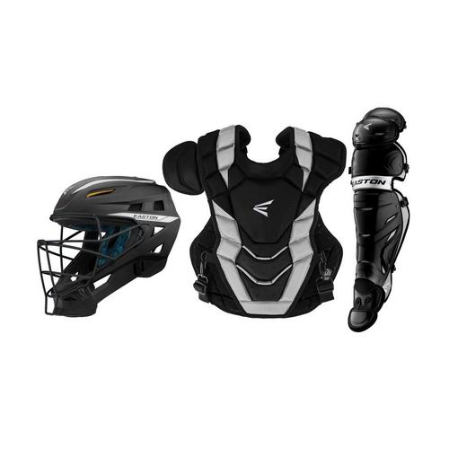 PRO-X KIT ADULT BK/SL,Black/Silver,medium