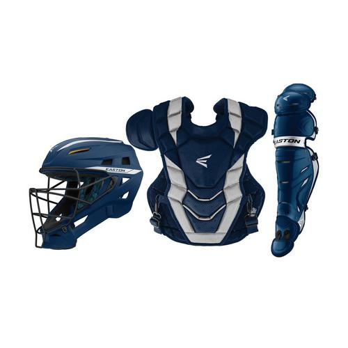 PRO-X KIT ADULT NY/SL,Navy/Silver,medium