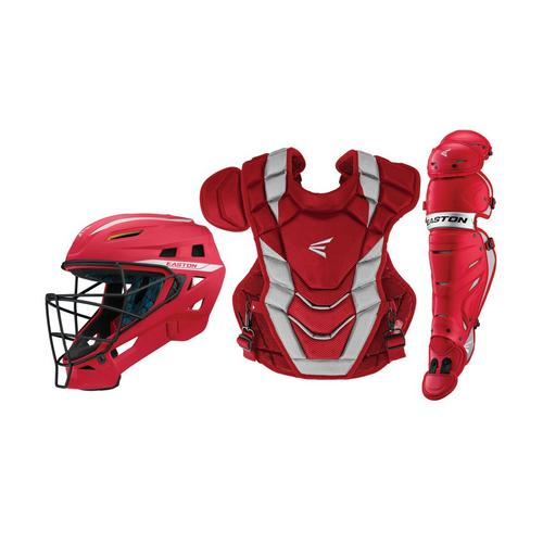 PRO-X KIT ADULT RD/SL,Red/Silver,medium