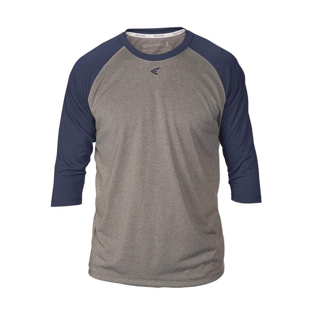 Athletic Heather/Navy