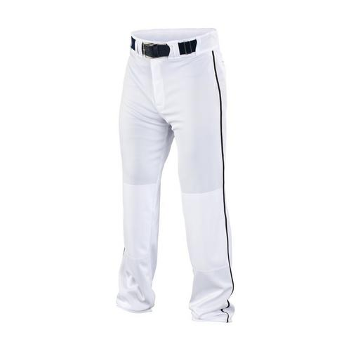 RIVAL 2 PIPED PANT WHBK M,White/Black,medium