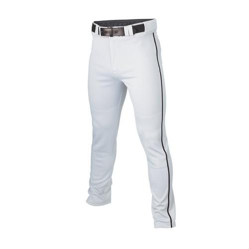 RIVAL+ PANT ADULT PIPED WHITE/BLACK XS,White/Black,medium