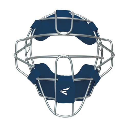 SPEED ELITE TRADITIONAL FACEMASK NY ,Navy,medium