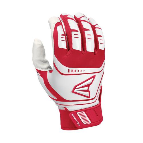 WALK-OFF POWER LEVERAGE ADULT WHITE/WHITE/RED  L,White/Red,medium