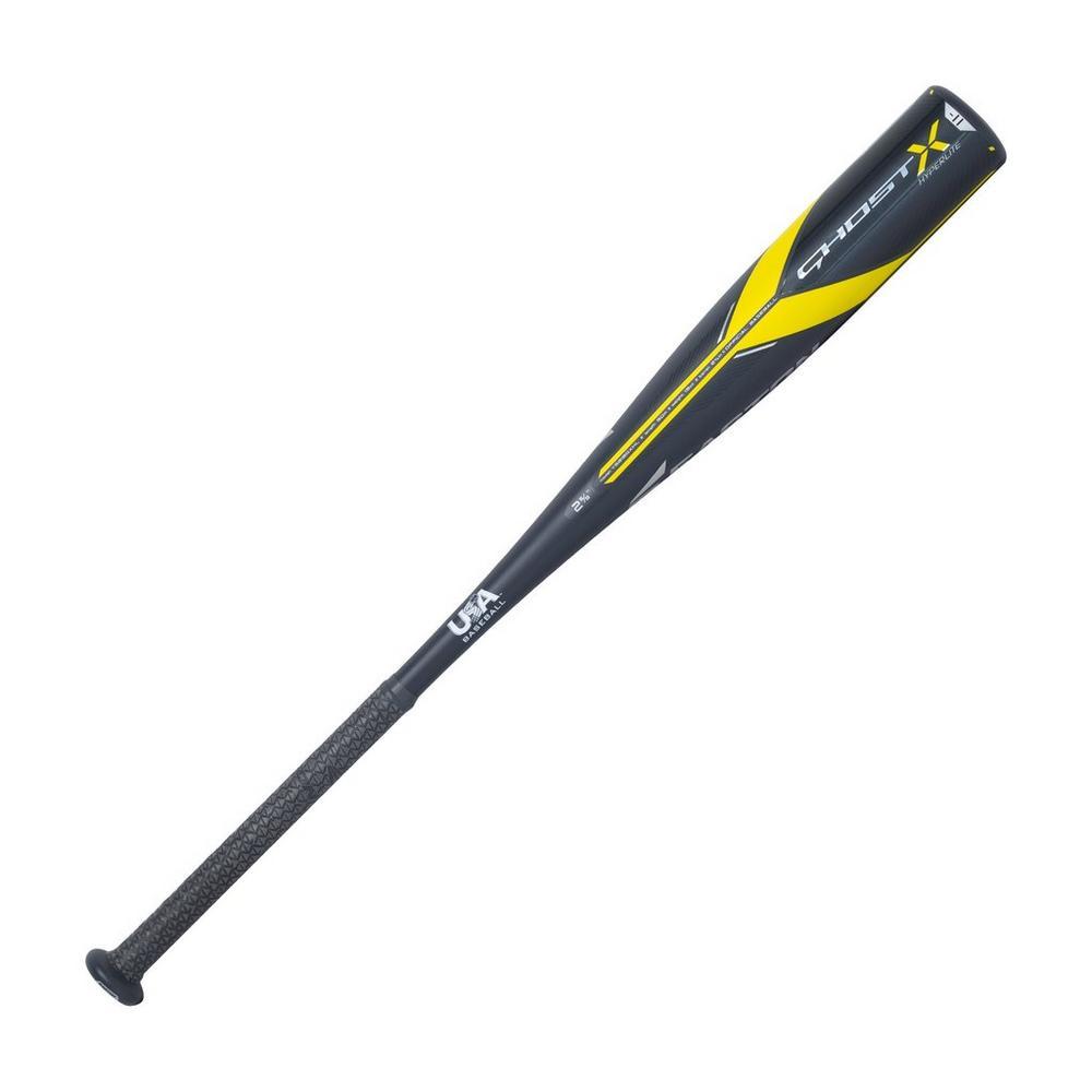 "Easton Baseball Bat Ghost X Hyperlite 31/"" 20oz YBB18GXHL 2 5//8/"" Barrel"