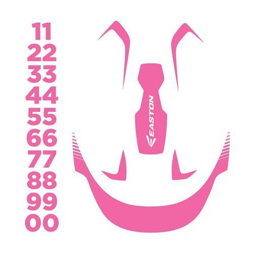 Z5 DECAL KIT PK,Pink,medium