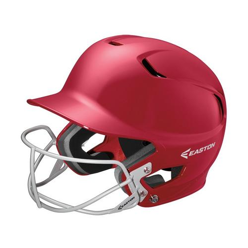 Z5 HELMET SB MASK RD JR ,Red,medium