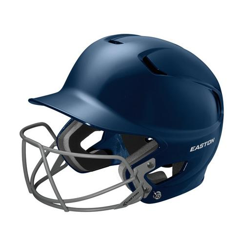 Z5 HELMET BBSB MASK NY SR ,Navy,medium