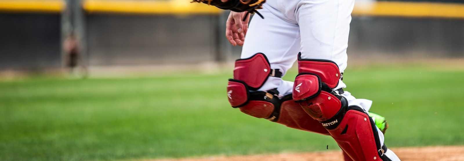 baseball-catchers-leg-guards