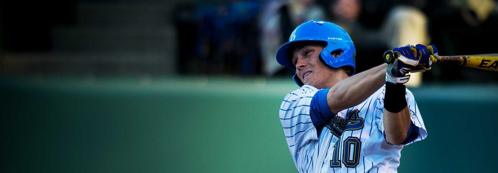 UCLA Baseball Batting Helmet