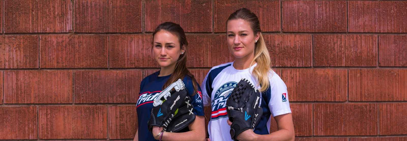 Steal Pro Fastpitch Ball Gloves