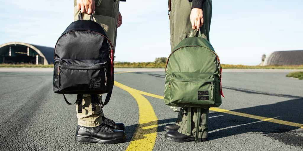 low priced e3339 5b3d4 Alpha Industries x Eastpak | Eastpak