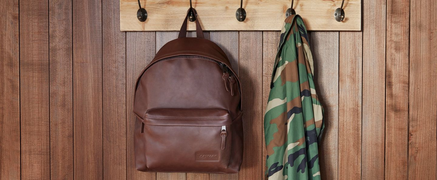 Padded Pak'r Chestnut Leather