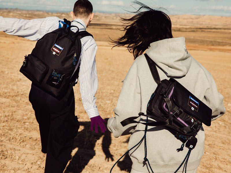 Eastpak x Ader Error