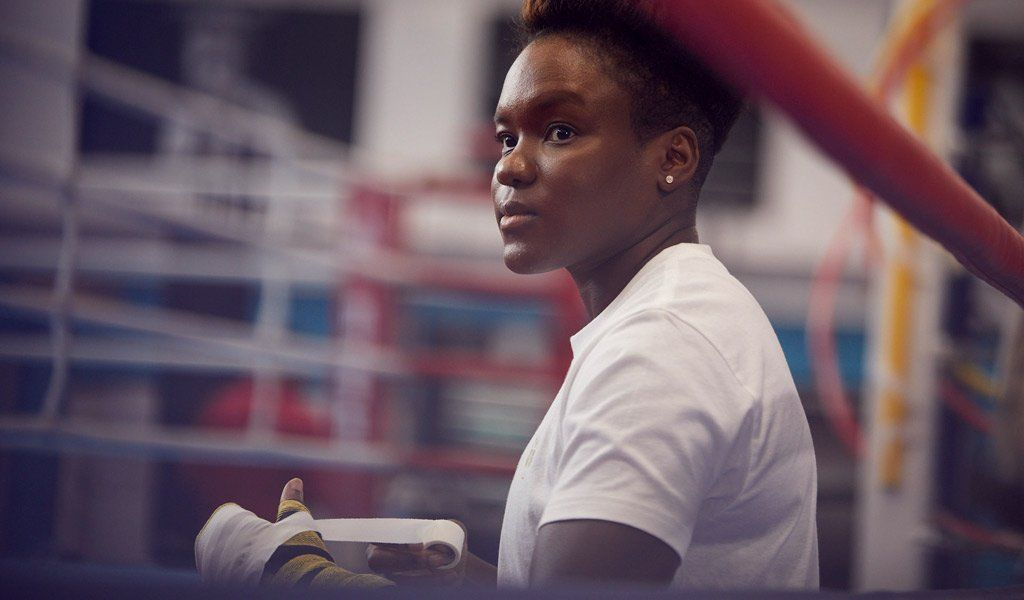 We're celebrating Pride with Nicola Adams