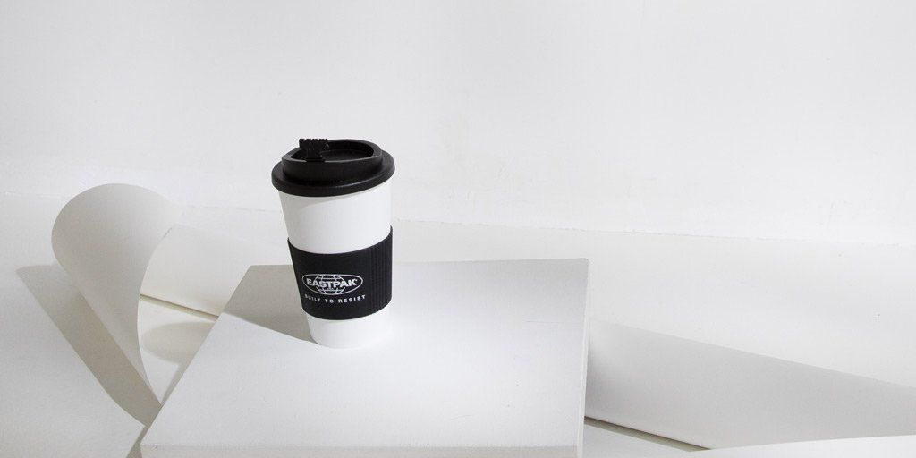 Get a free coffee mug with your travel bag