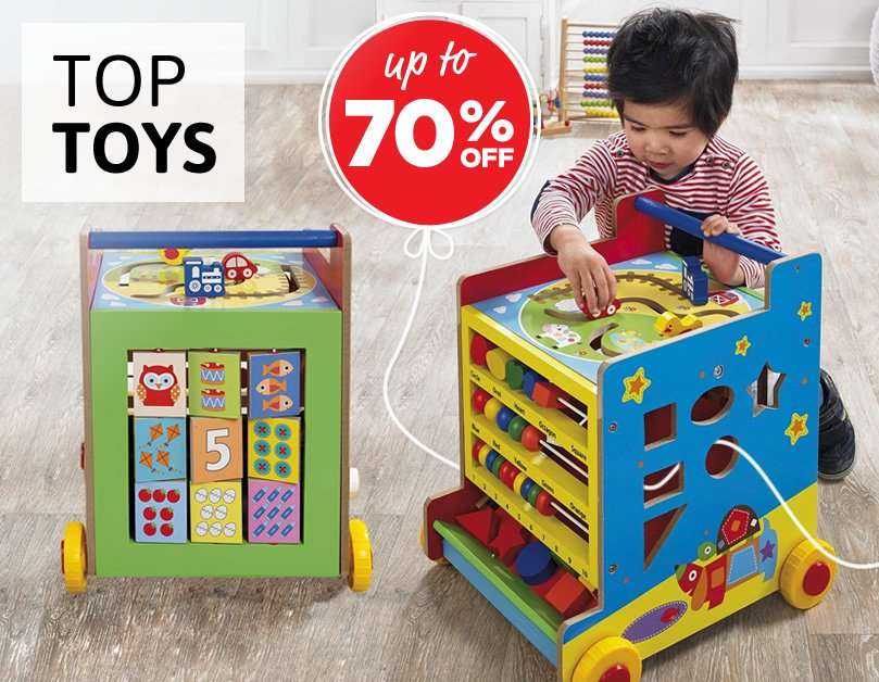 Top Toys - Wooden Toys