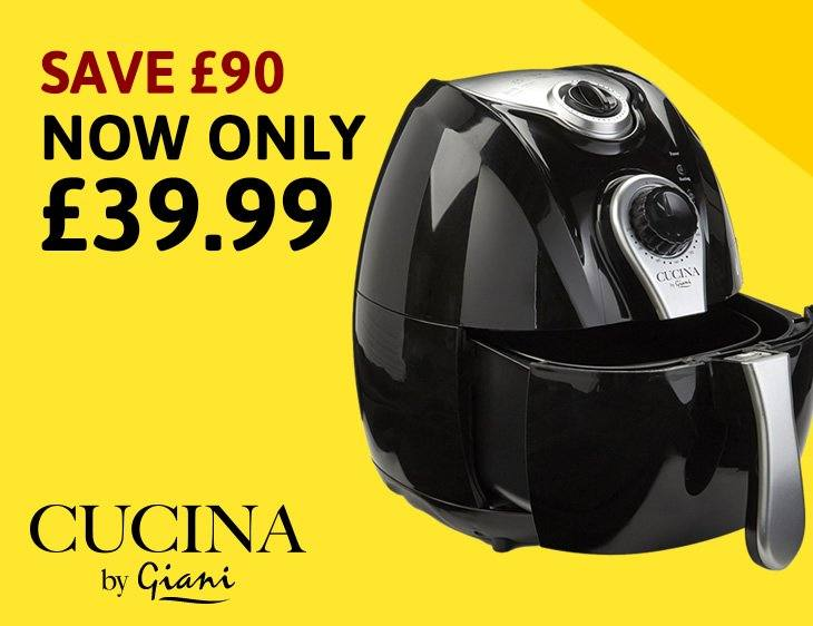 Cucina Air Fryer