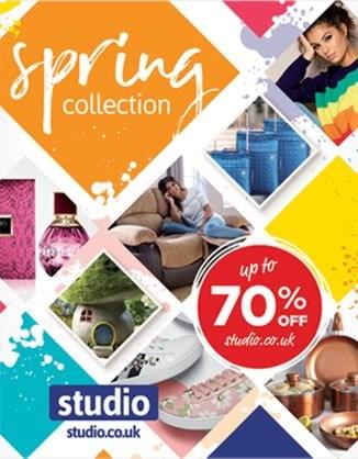 studio catalogue online