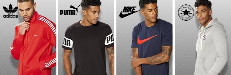 Top Brand Mens Sportswear