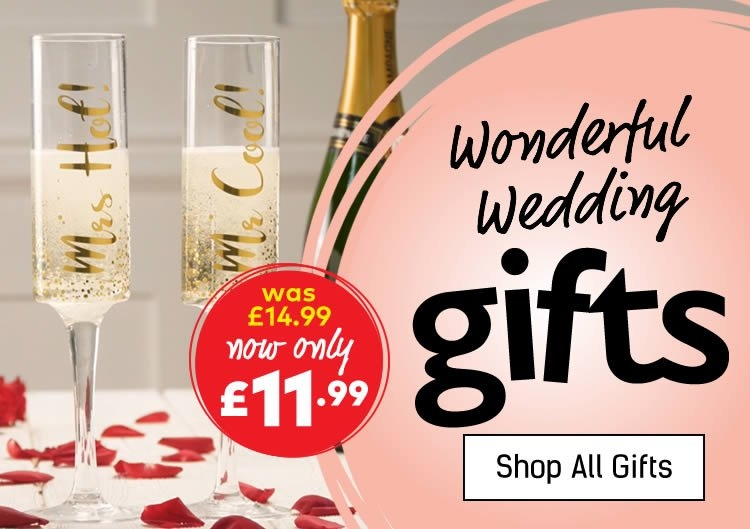Shop All Wedding Gifts