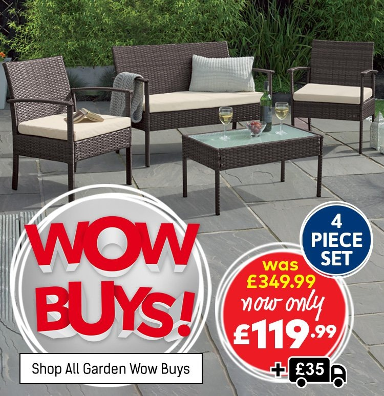 Love Wow Buys - Shop Garden Wow Buys