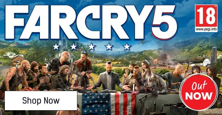 Shop Far Cry 5