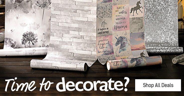 Time To Decorate? Shop Decorating & DIY